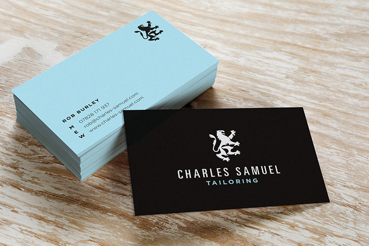 Business card design print essex design thing business card design essex reheart Image collections
