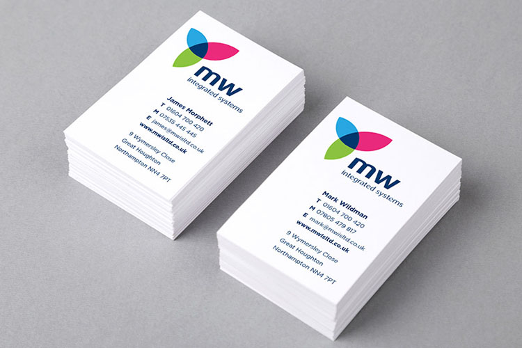 Business Card Design Print Essex