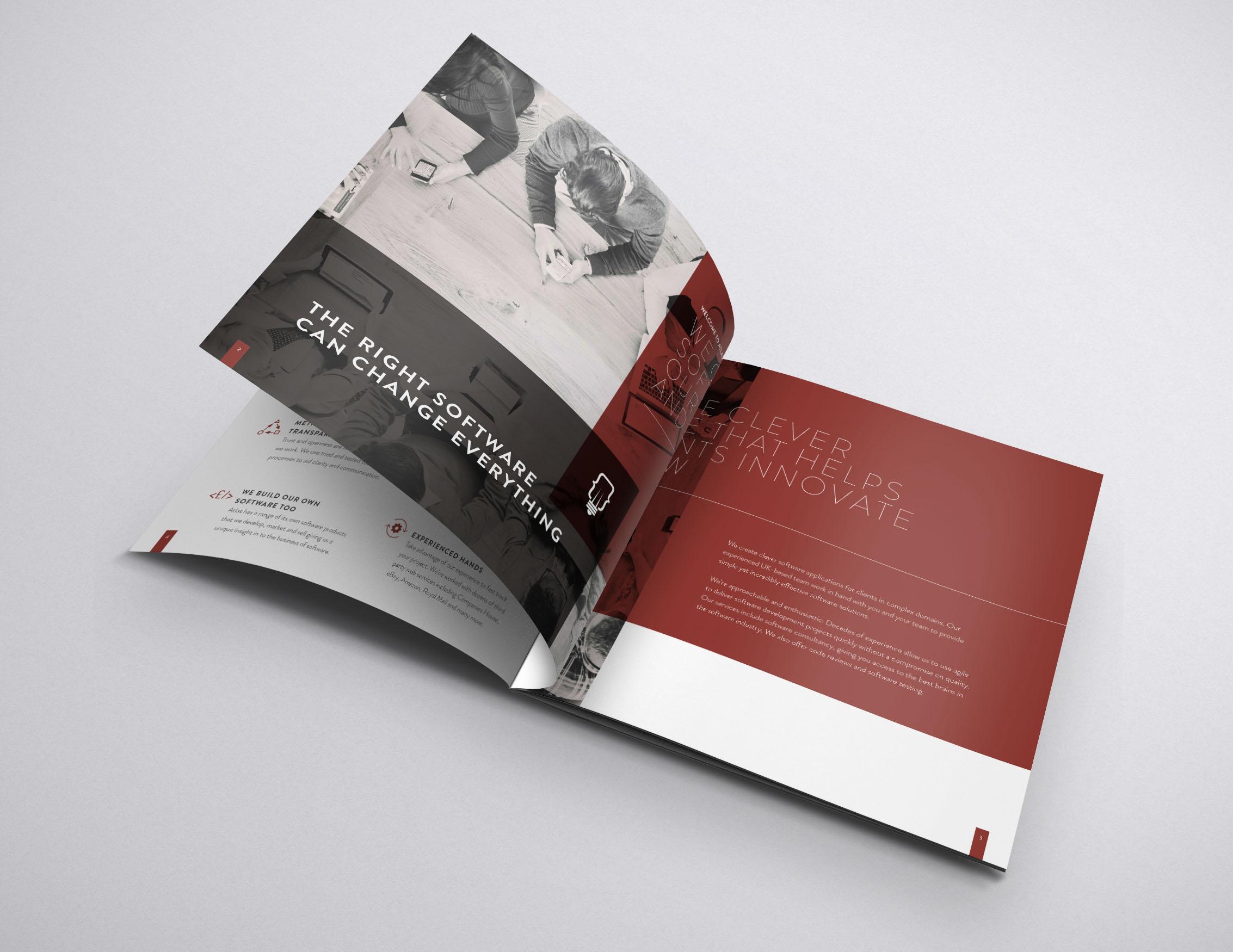 Atlas Code Case Study | Design Thing