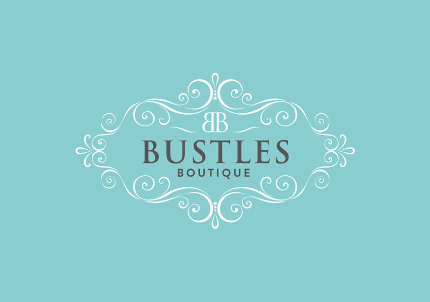 Bustles - Logo Design Essex