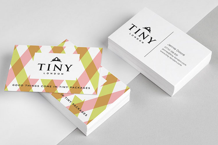 Health and Beauty Industry - Business Card Design Essex