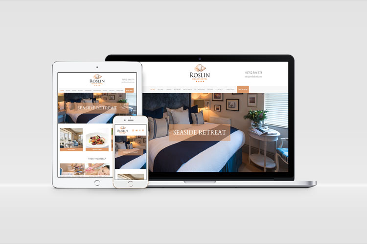 Leisure Industry - Website Design Essex