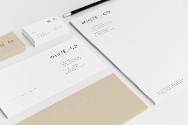 Professional Industry - Stationery Set Design Essex