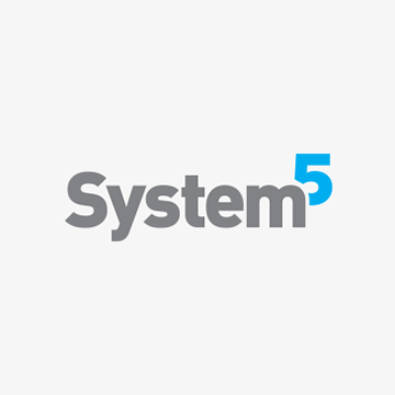 System 5 - Logo Design Essex