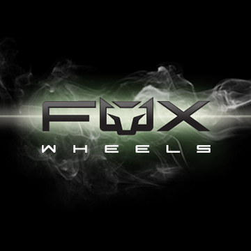 Fox Wheels - Logo Design Essex