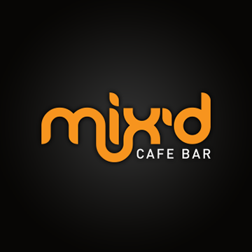 Mix'd Cafe & Bar - Logo Design Essex