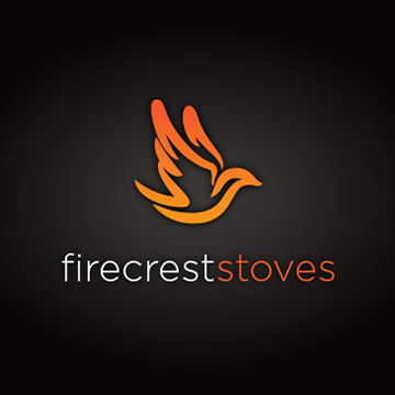 Firecrest Stoves - Logo Design Essex