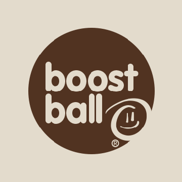 Boost Ball - Logo Design Essex