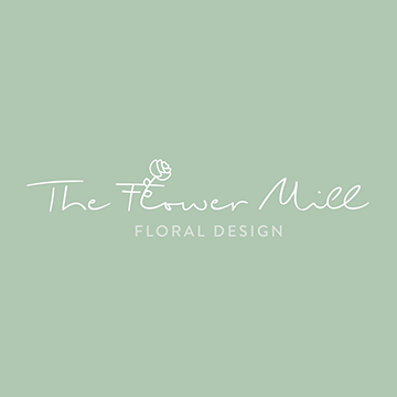 The Flower Mill Essex - Logo Design Essex
