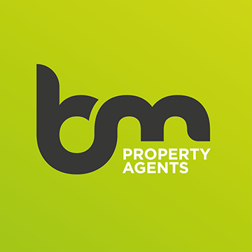 BM Property Agents - Logo Design Essex