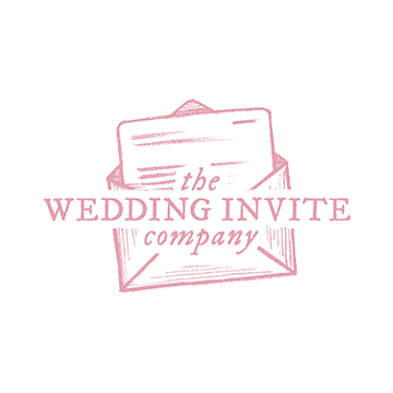 The Wedding Invite Company - Logo Design Essex