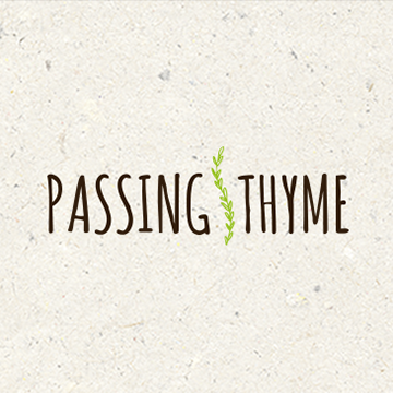 Passing Thyme - Logo Design Essex