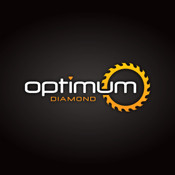 Optimum Diamond - Logo Design Essex