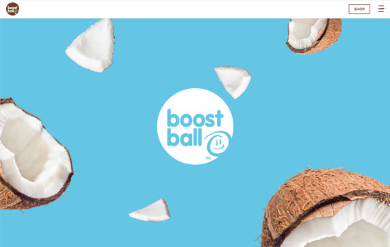 Boostball - Ecommerce Website Design Essex